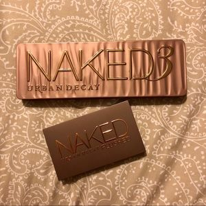 Urban Decay Naked Bundle